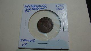 1786 Netherlands