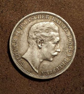 German Reich Coin 1908 photo