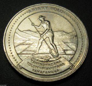 Madagascar 10 Ariary Coin 1983 Km 13b Malagasy photo
