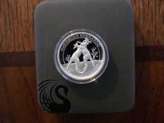 2010 - Rare High Relief.  999 Silver Proof - Australian