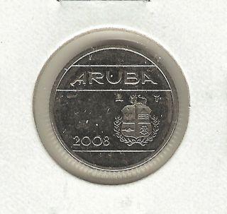 Aruba 10 Cents,  2008 photo