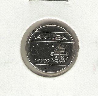 Aruba 5 Cents,  2009 photo