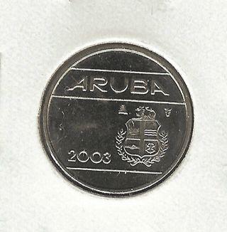 Aruba 10 Cents,  2003 photo
