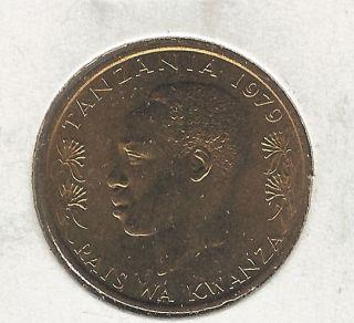 Tanzania 20 Senti,  1979 photo
