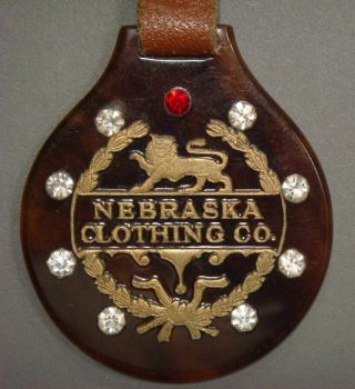 Watch Fob - Nebraska Clothing Co. photo