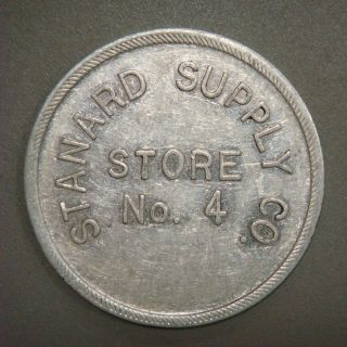Standard Supply Co.  Store No.  4,  50 Cents (shinnston,  W.  Va. ) photo