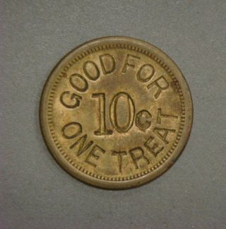 Good For 10¢ One Treat photo