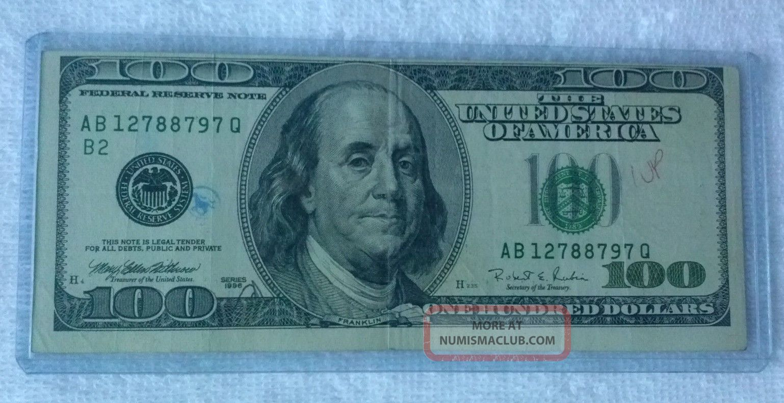United States Currency Value Guide