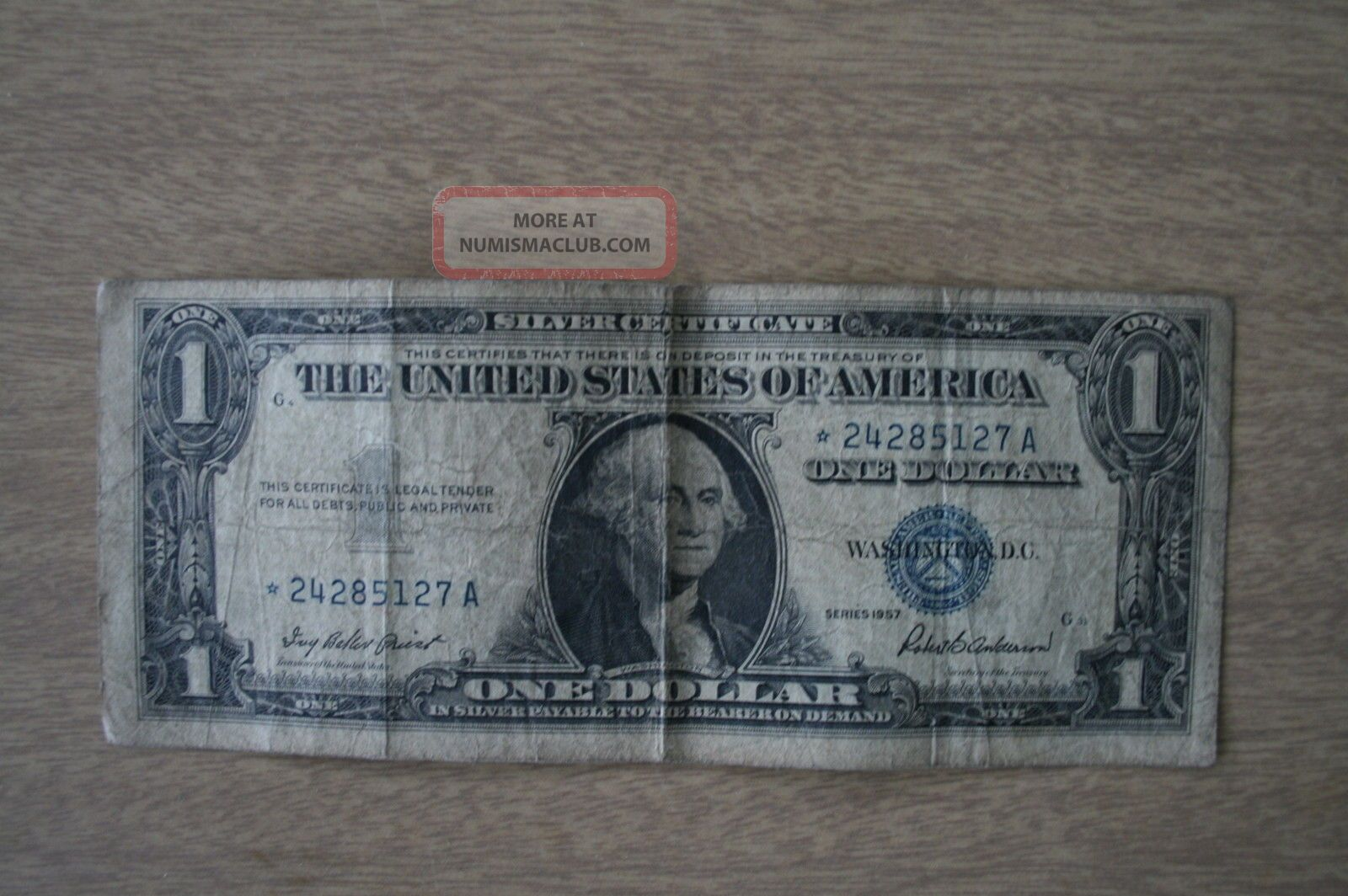 Silver Certificate Small Size Notes photo