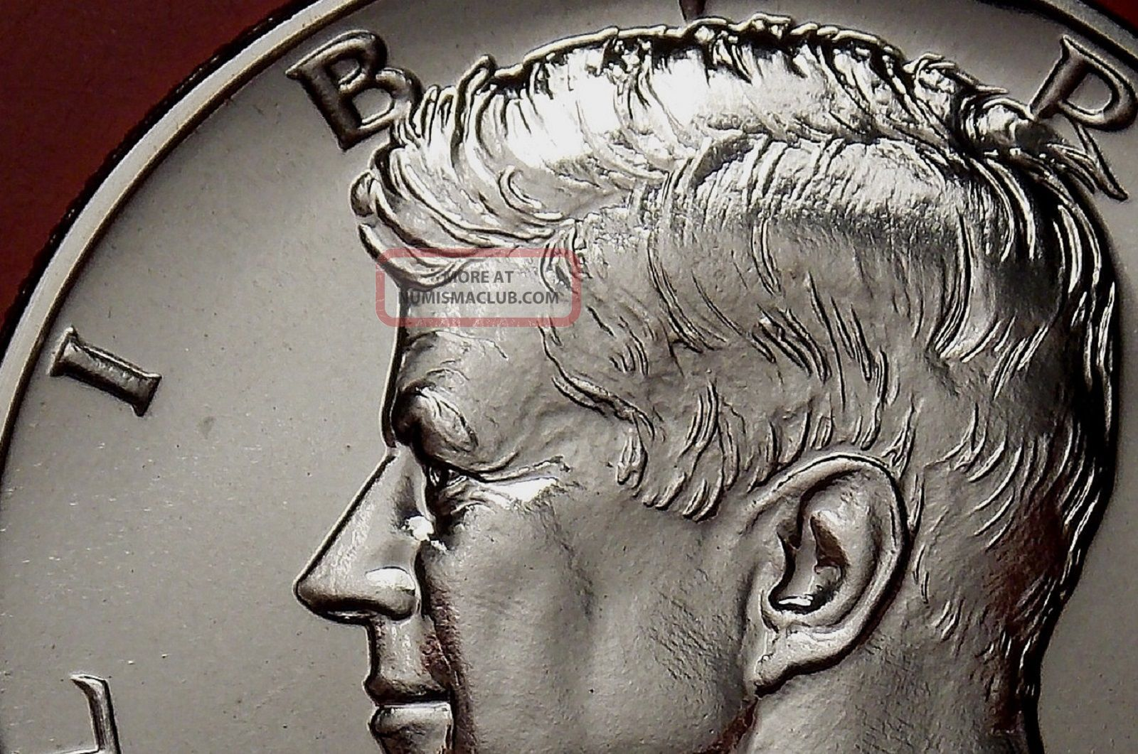 1964 Kennedy Silver Proof Looks To Be Quot Transitional