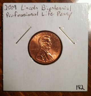 2009 1c Lincoln - Professional Rd Lincoln Cent photo