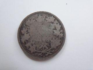 1880h Canadian Quarter Narrow