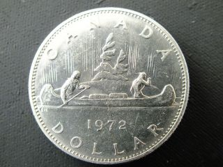 1972 - Canadian Dollar photo