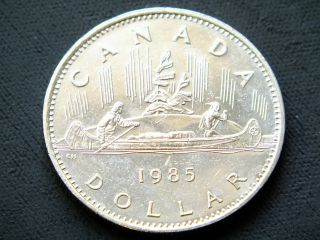 1985 Canadian Dollar photo