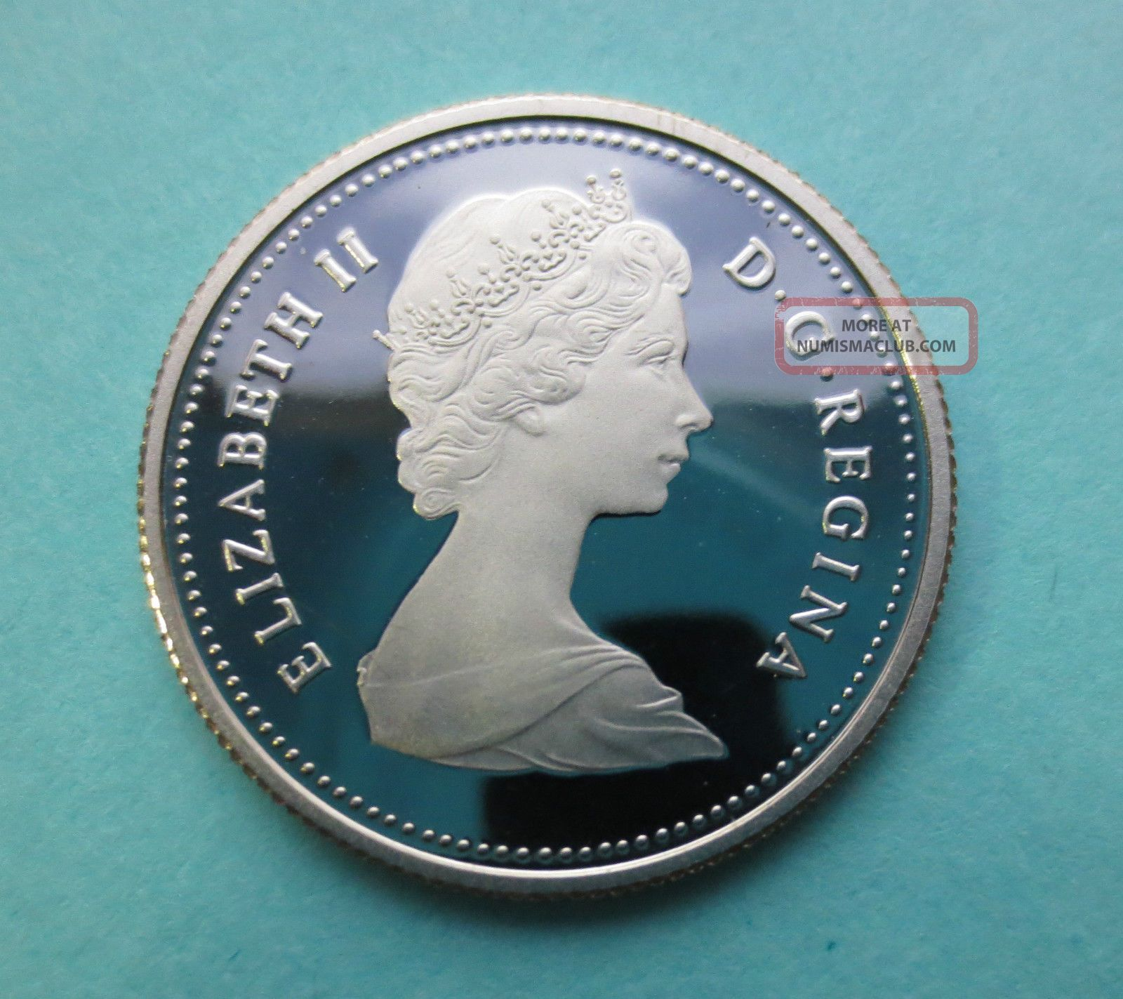 1935 Uncirculated Canadian Silver Dollar 1962 Canada 1953