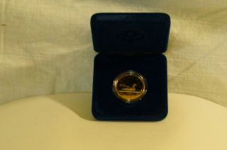 Canada 1987 Dollar Loonie Commemorative Proof Ultra Heavy Cameo,  Make Me Offer photo