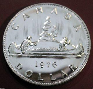 Canada Specimen One Dollar 1976 photo