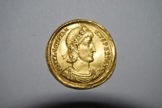 Constantius Ii,  337 - 361 Ad (av 4.  54g 20mm) Antioch Ef photo
