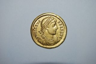 Valens,  364 - 367 Ad.  (av 4.  39g 20mm) Antioch Ef photo