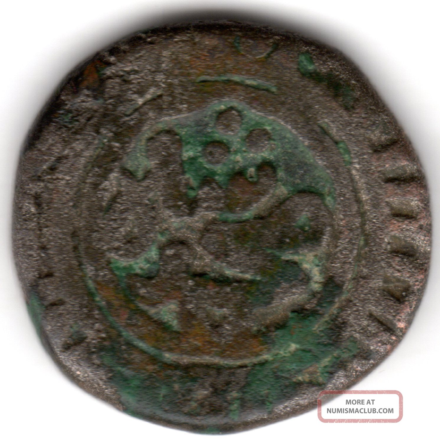 Rare Ancient Coin.  1,  000 Yr Old.  3.  2gm,  Mamluk Dynasty Sultan Ghiyas Ud Din Balban Coins: Ancient photo