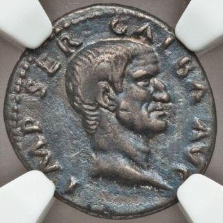 Ek // Roman Imperial : Galba Ad 68 - 69 Ar Denarius Vf photo