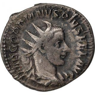 Gordian Iii,  Antoninianus,  Cohen 155 photo