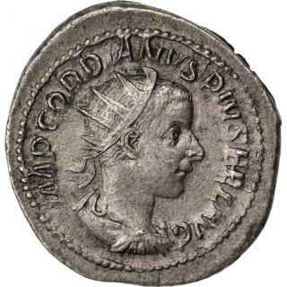 Gordian Iii,  Antoninianus,  Cohen 381 photo