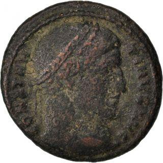 Constantine I,  Nummus,  Cohen 123 photo