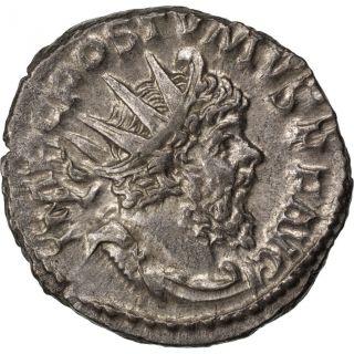 Postumus,  Antoninianus,  Cohen 336 photo