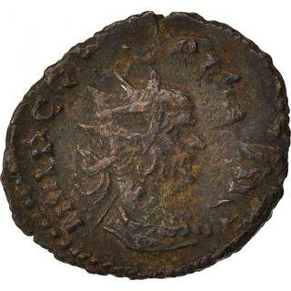Claudius Ii,  Antoninianus,  Cohen 160 photo