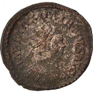 Maximian Herculius,  Aurelianus,  Cohen 34 photo