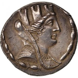 Seleucid And Pieria,  Seleucia,  Tetradrachma photo