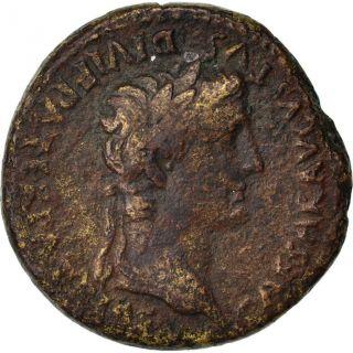 Octavius Augustus,  As,  Cohen 240 photo