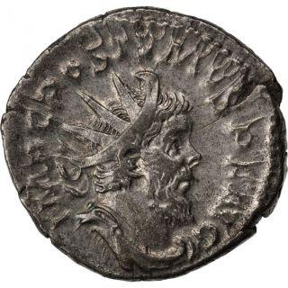 Postumus,  Antoninianus,  Cohen 153 photo