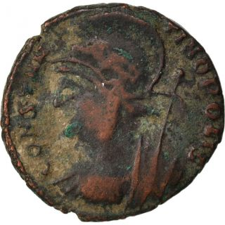 Constantinople,  Nummus,  Cohen 21 photo