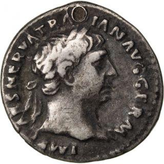 Trajan,  Denarius,  Cohen 234 photo