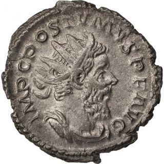 Postumus,  Antoninianus,  Cohen 199 photo