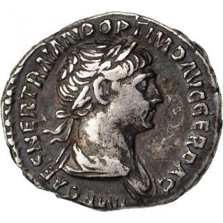 Trajan,  Denarius,  Cohen 272 photo