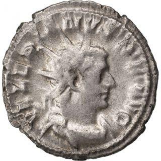 Valerian I,  Antoninianus,  Cohen 142 photo