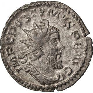 Postumus,  Antoninianus,  Cohen 242 photo