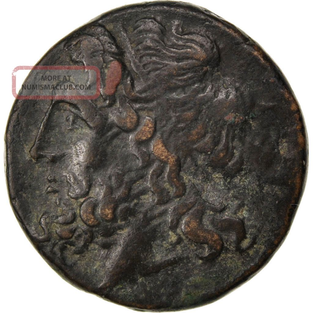 Sicily,  Syracuse,  Litra Coins: Ancient photo