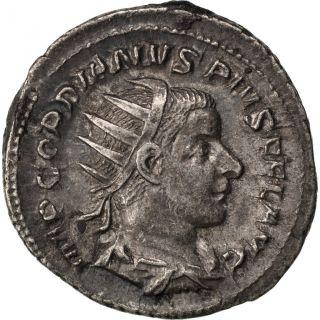 Gordian Iii,  Antoninianus,  Cohen 121 photo