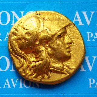 Seleukid Kings Of Syria ▀▄▀▄ 311 - 300 B.  C Gold Stater Babylon Alexander Iii photo