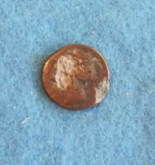 Wonderful Rare/scarce Bronze Coin Of Zeugitana Carthage 4 - 3rd Cent.  B.  C photo