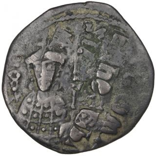 Bysantine Empire,  Constantin Vii Et Romain Ii,  Follis photo