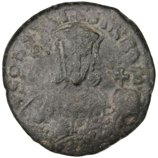 Bysantine Empire,  Constantin Vii Porphyrogénète,  Follis photo