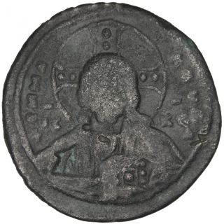 Bysantine Empire,  Basile Ii Et Constantin Viii,  Follis Anonyme photo