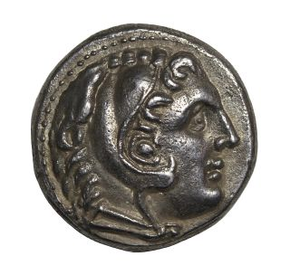 Kings Of Macedon Alexander The Great Ar Tetradrachm 336 - 323 Bc Amphipolis photo