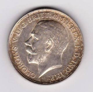 Gb Kgv 1915 Florin photo