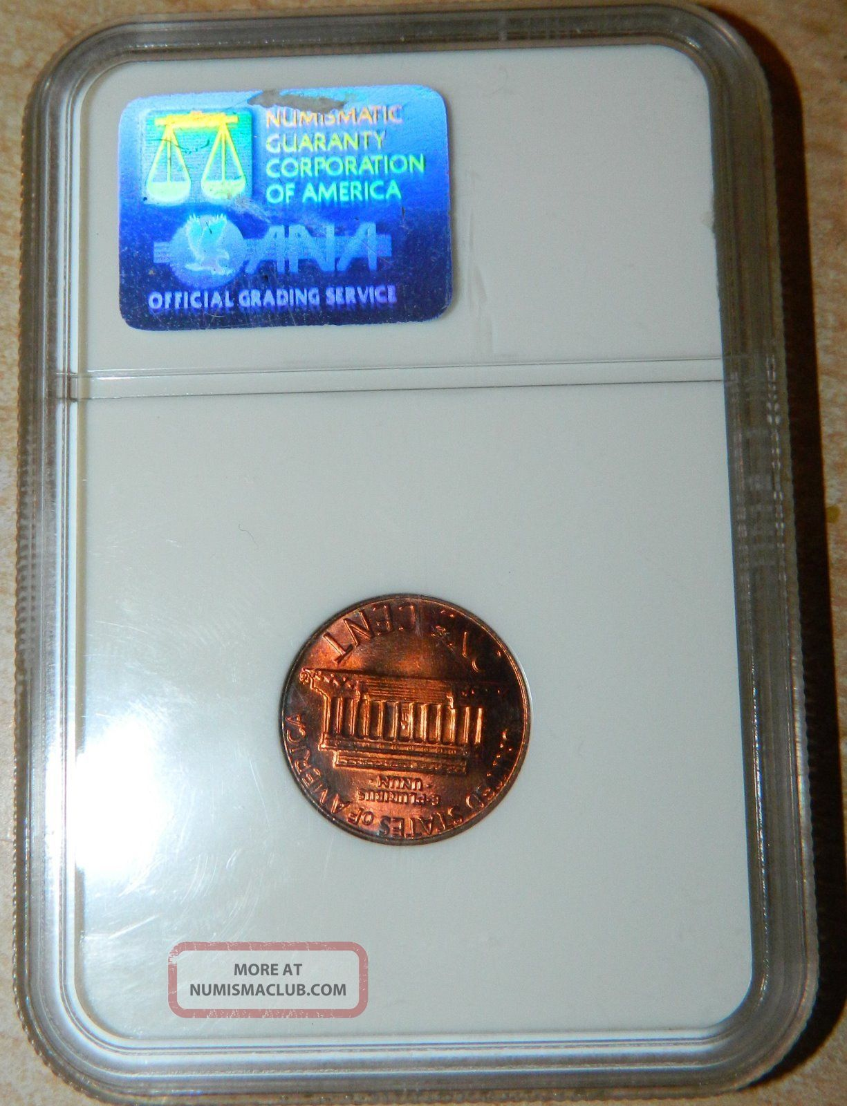 1984 1c Doubled Die Obverse Ngc Ms67rd Lincoln Cent 1 - O